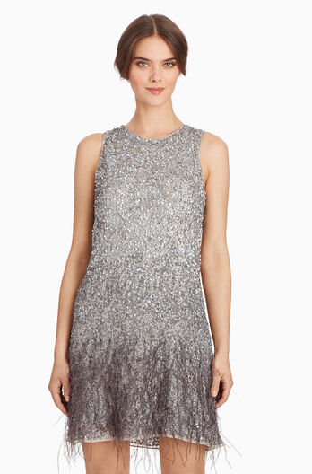 Allegra Dress - Grey