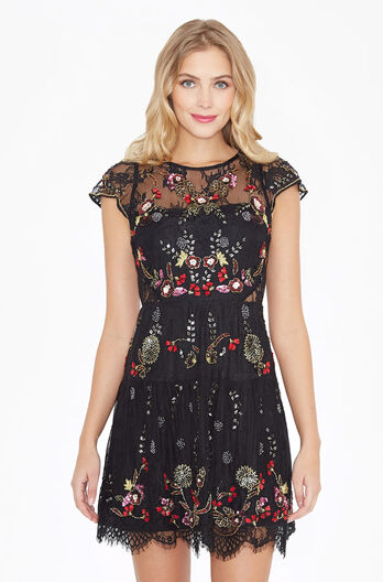 Janina Dress - Black
