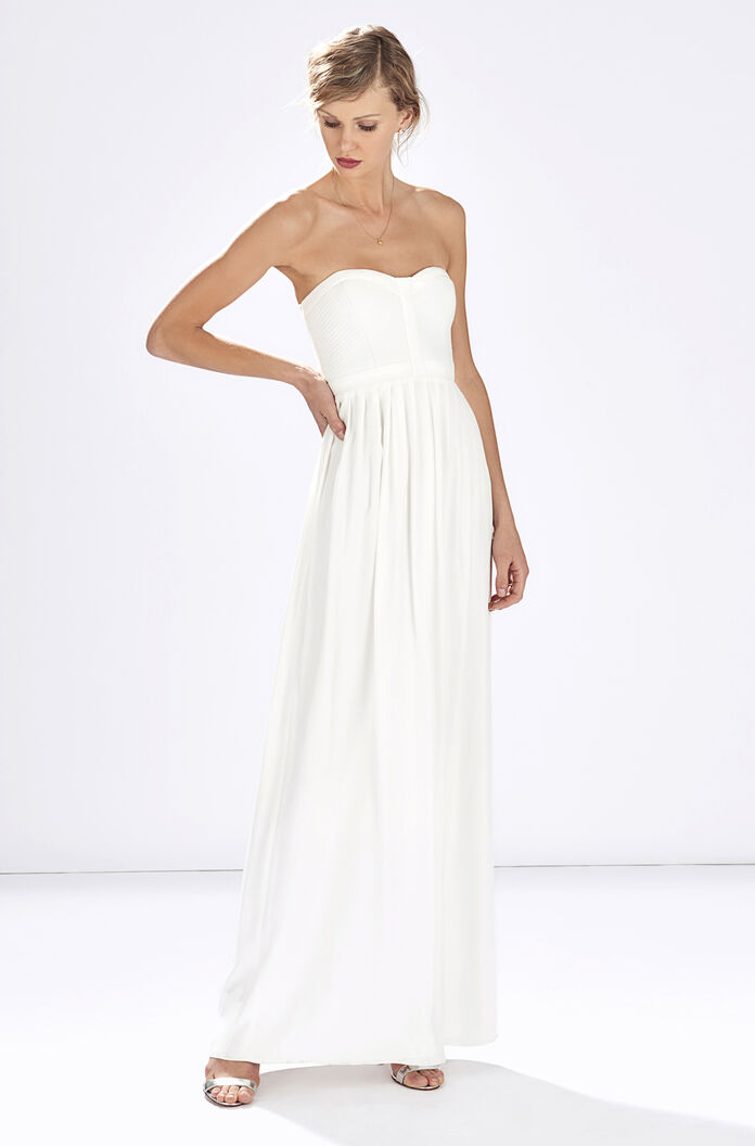 Bayou Dress - Ivory
