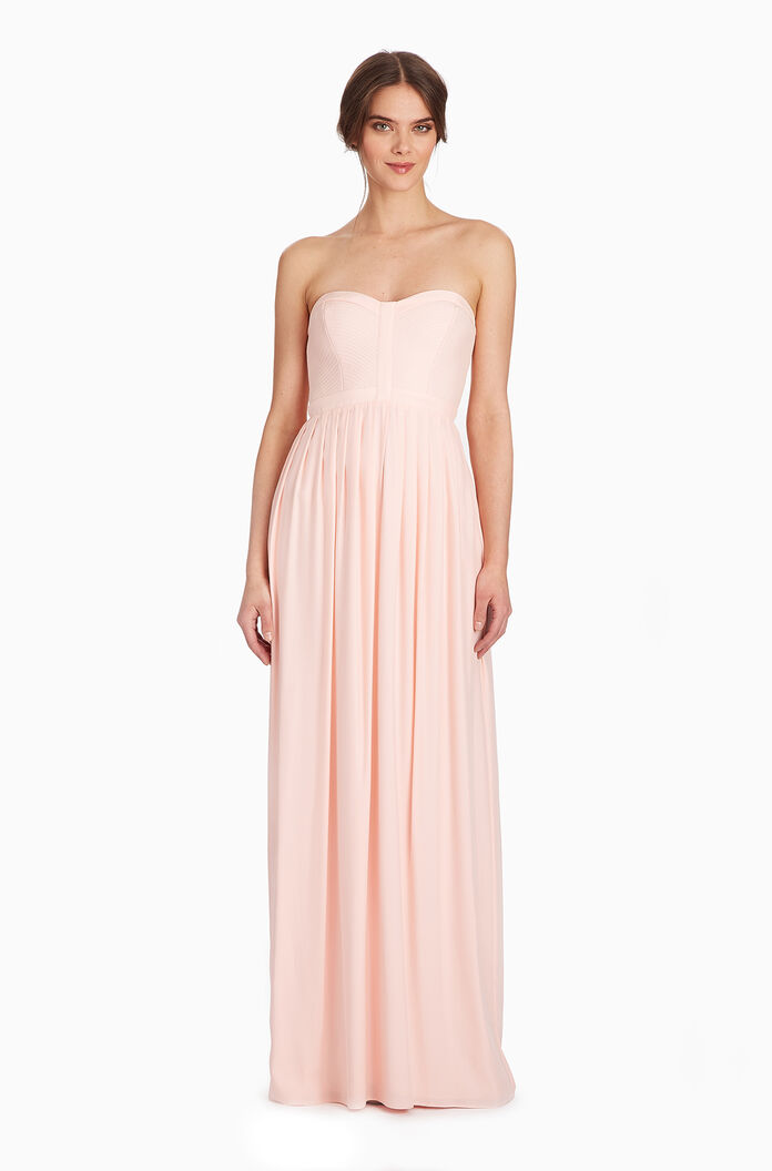 Bayou Dress - Blush
