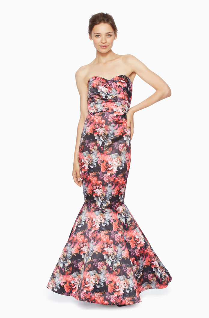 Holly Dress - Cabbage Rose
