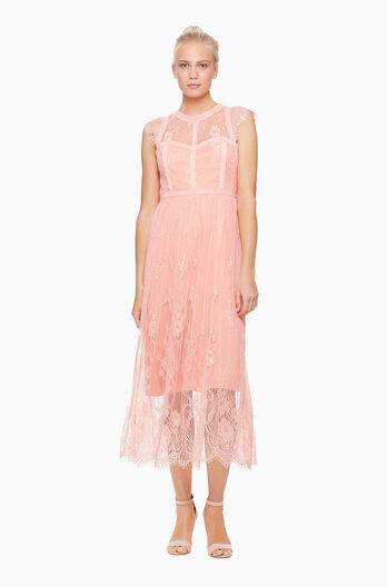 Tesoro Dress - Peach