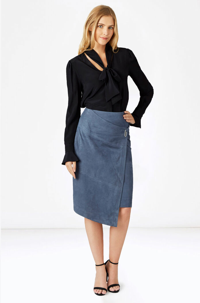 Hurley Skirt - Baltic