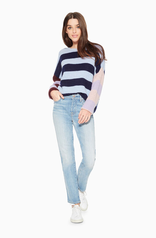 Mila Striped Sweater