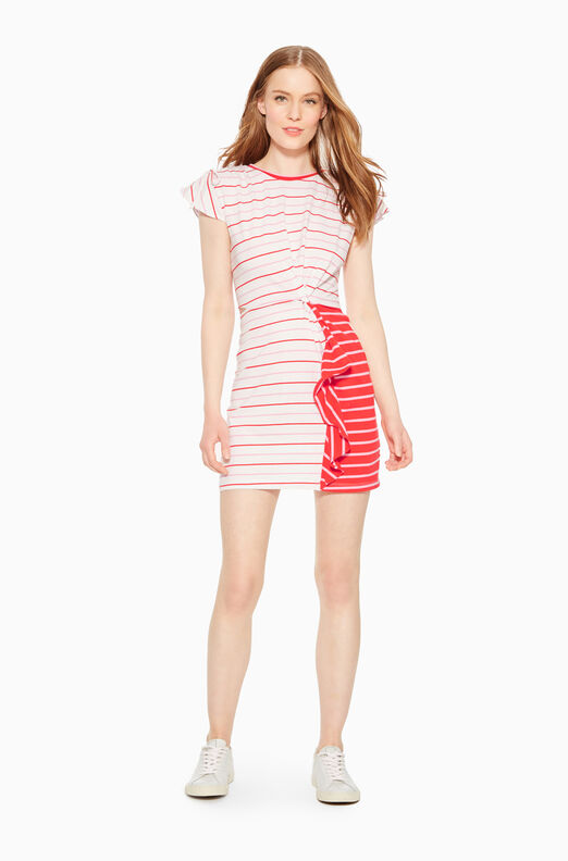 Island Striped Dress