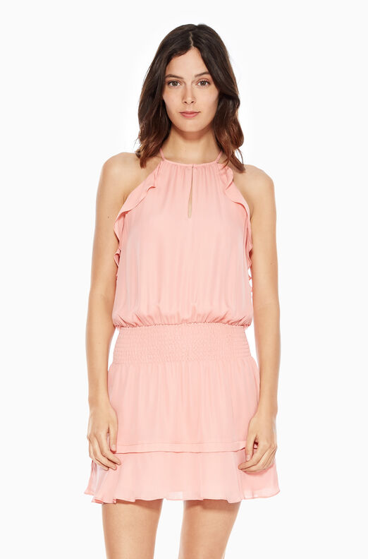 Williame Dress - Rose Terracotta