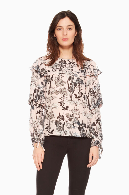 Finch Blouse - Pearl Paradise