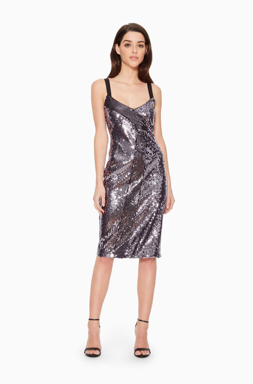 Beau Sequin Dress