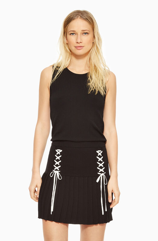 Kennedy Knit Dress - Black
