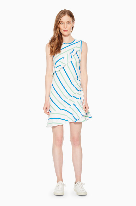 Francie Striped Dress
