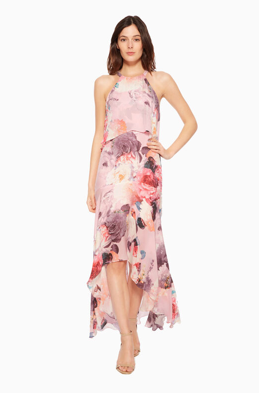 Pamela Dress - Spring Bouquet