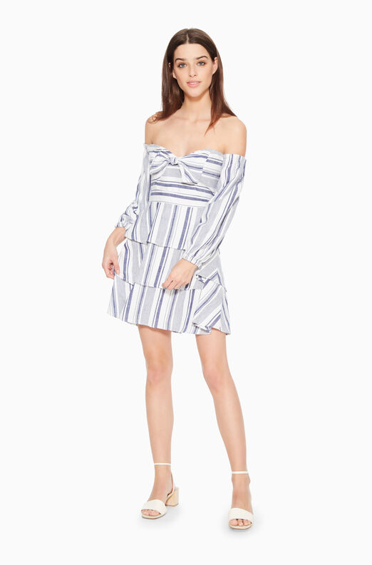 Bahama Striped Dress