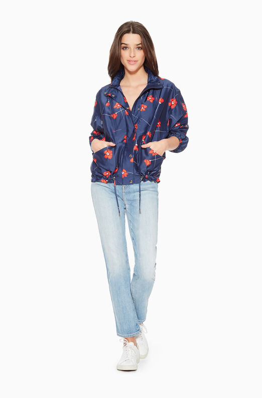Hollis Floral Jacket
