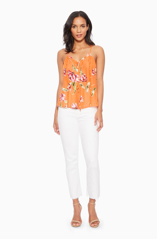 Rubina Floral Top