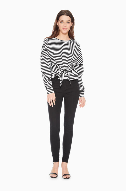 Nanette Striped Top