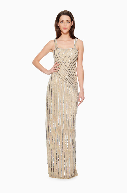 Lisbeth Beaded Dress
