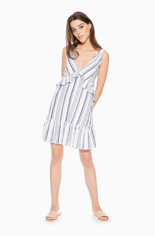 Paradise Striped Dress