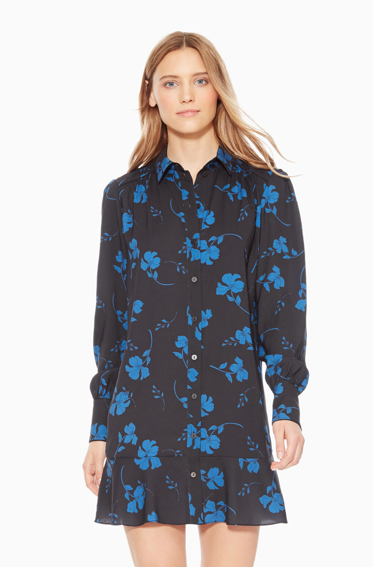 Norma Floral Dress