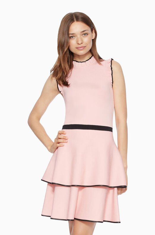 Ryker Knit Dress - Ballerina