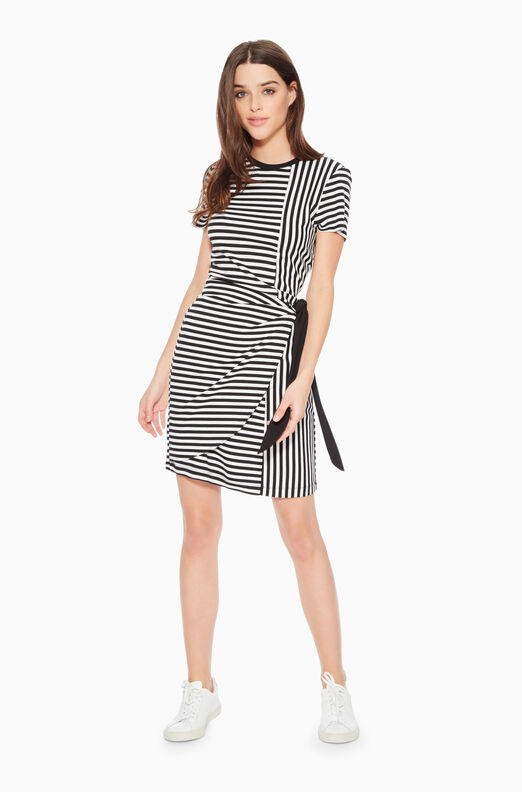 Hermosa Striped Dress