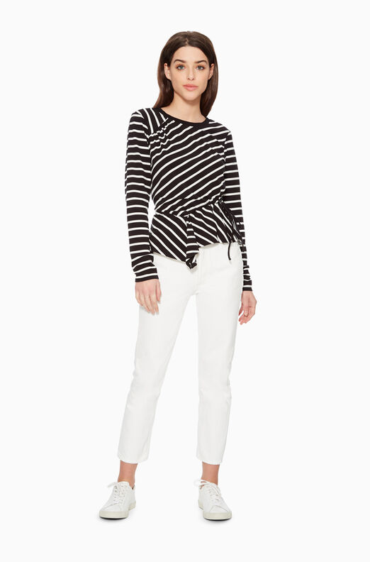 Farris Striped Top