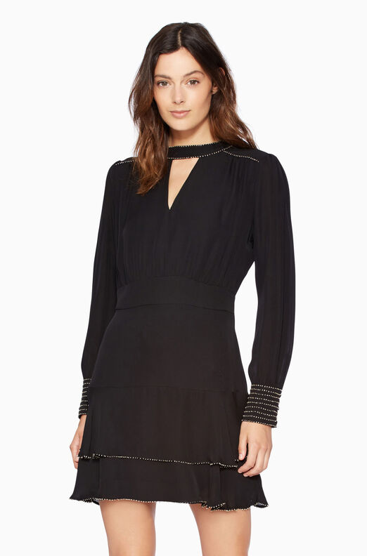 Chrissy Dress - Black