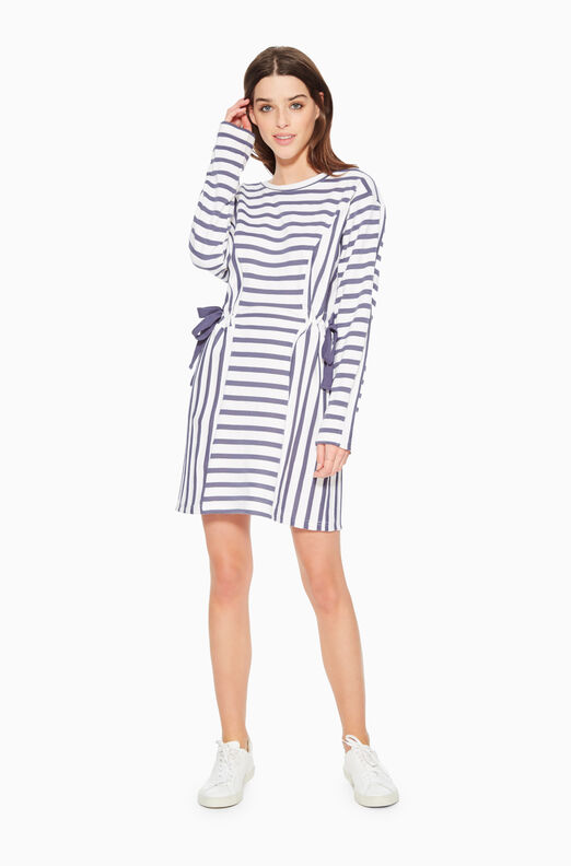 Shauna Striped Dress