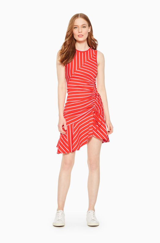 Lucia Striped Dress
