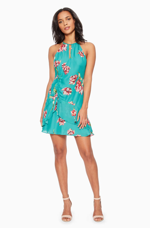 Sherry Floral Dress