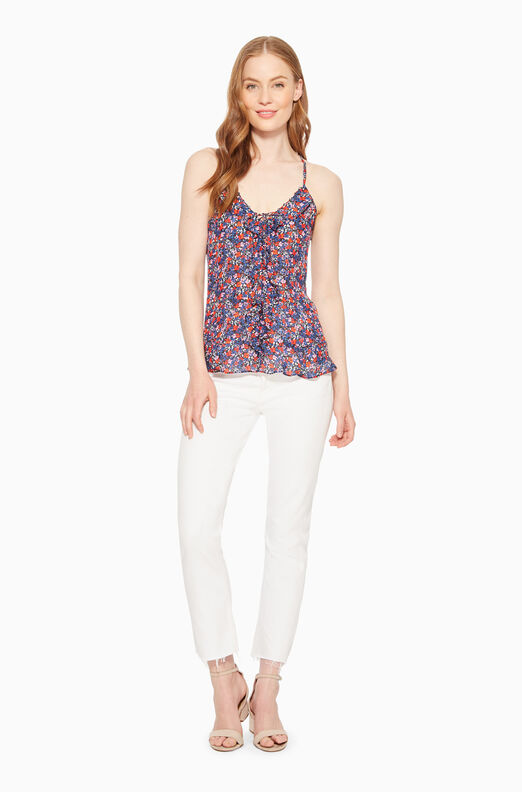 Montgomery Floral Top
