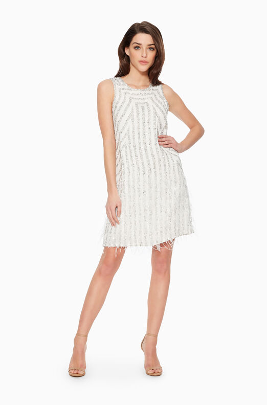 Allegra Beaded Dress
