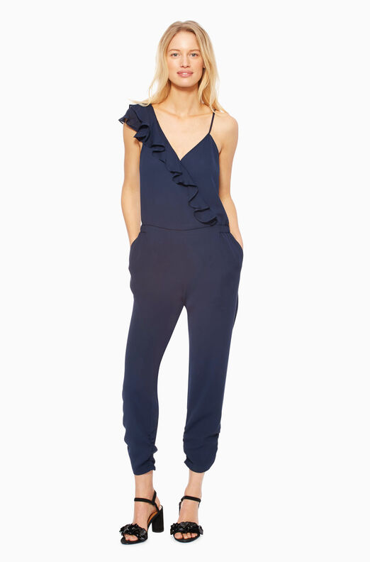 Addison Combo Jumpsuit - Aquarius