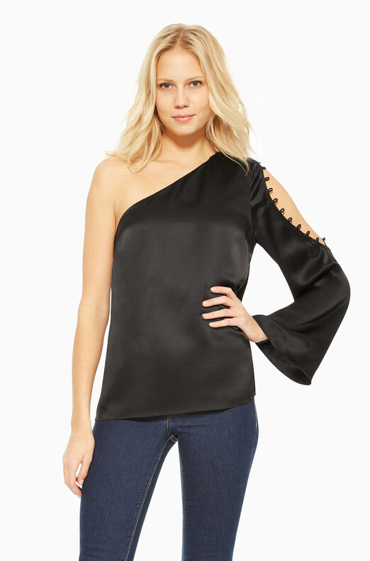 Ripley Blouse - Black