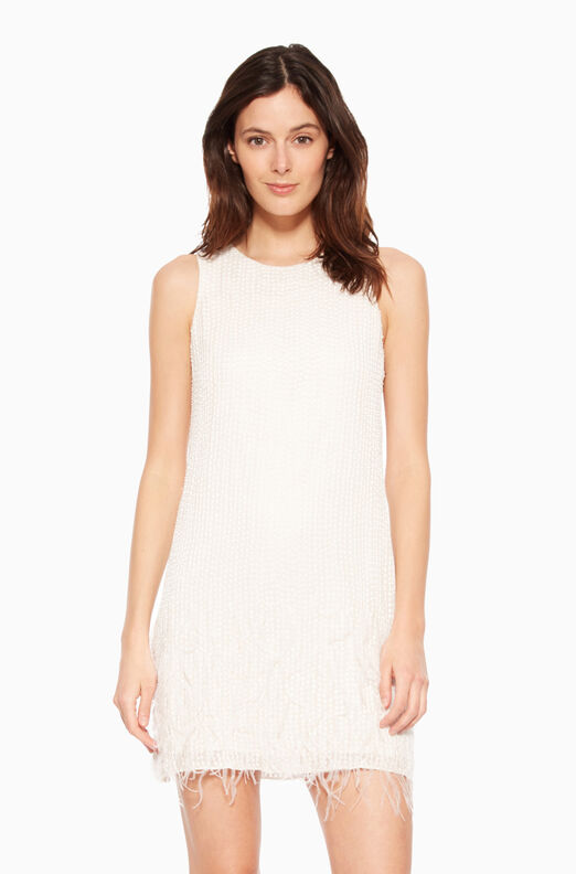 Allegra Dress - Ivory