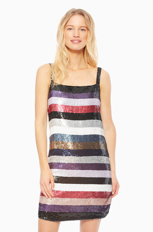 Nora Dress - Multi
