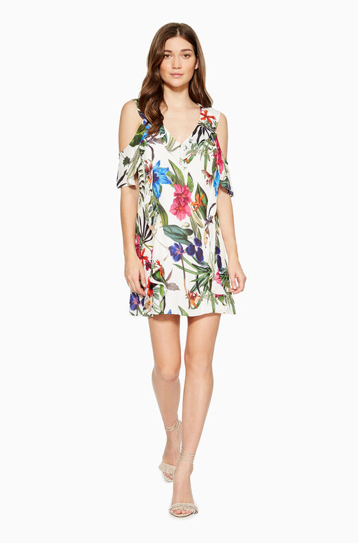 Glory Floral Dress