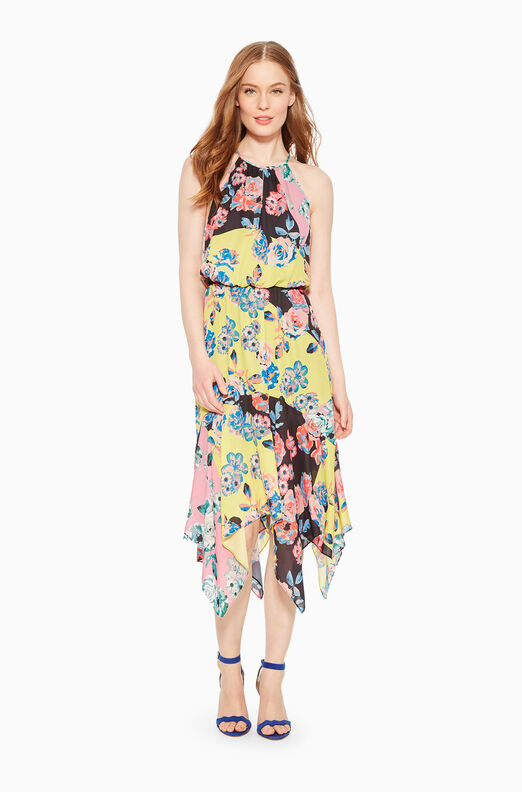 Cecelia Floral Dress