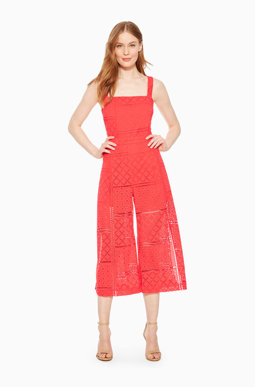 Ashton Embroidered Jumpsuit