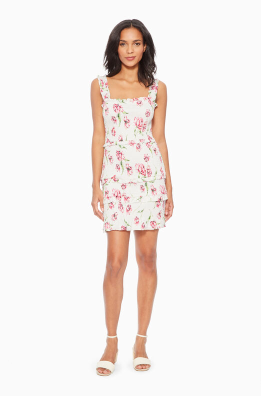 Laurel Floral Dress