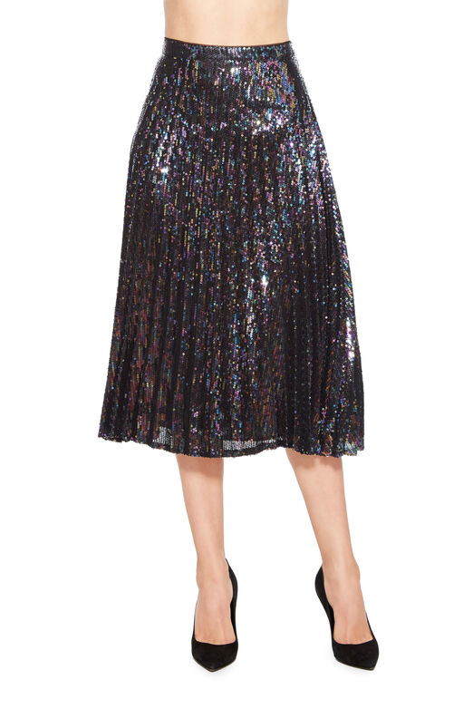 Citrine Sequined Skirt