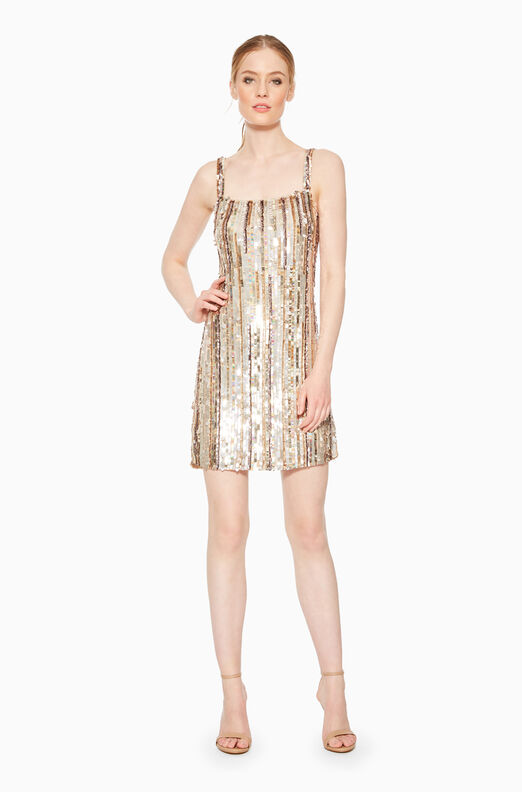 Nava Sequin Dress