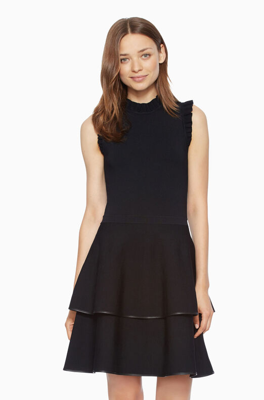 Ryker Knit Dress - Black