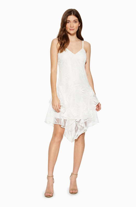 Louise Floral Lace Dress