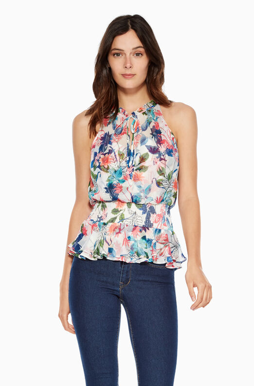 Creed Combo Top - Floral Fiesta