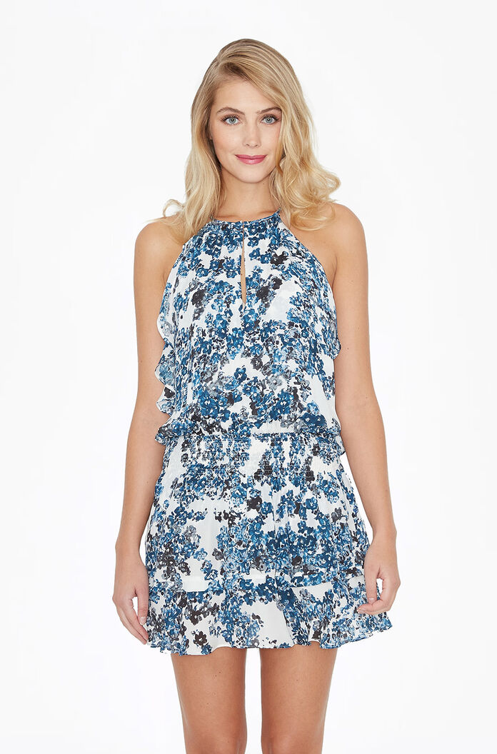 Williame Dress - Bluebonnet