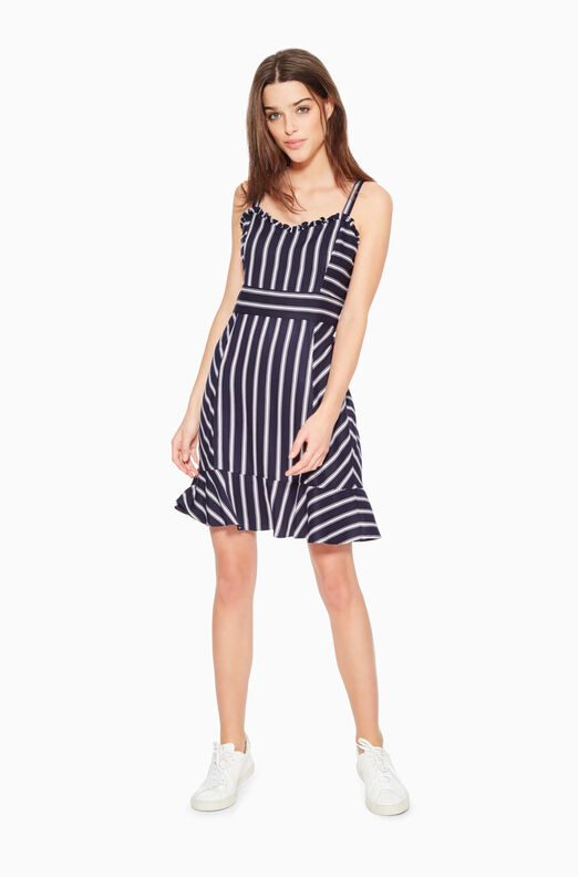 Jemima Striped Dress
