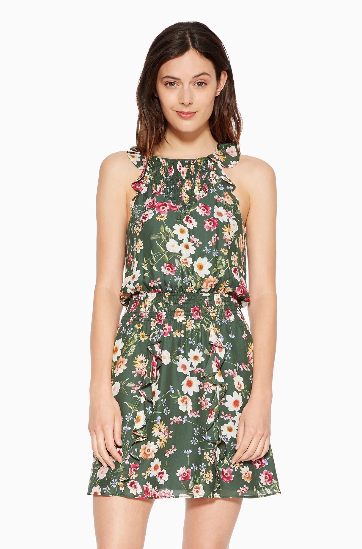 Milly Floral Dress | Parker NY
