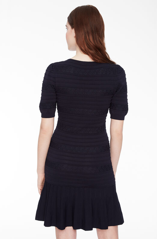 Ann Knit Dress