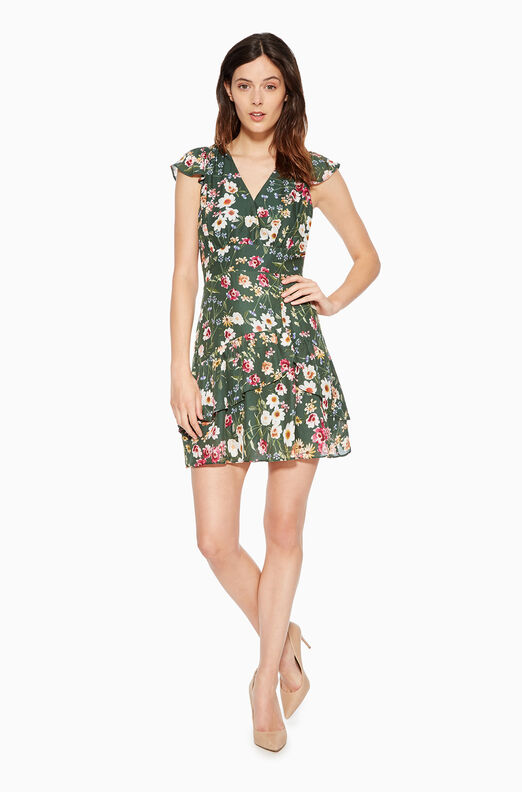 Sloane Floral Dress