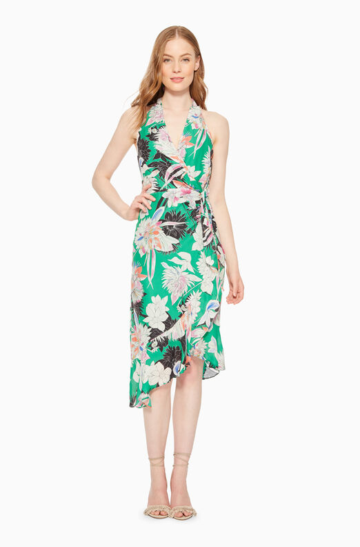 Addie Floral Dress